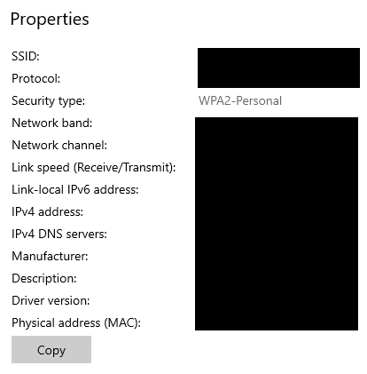 check the type of protocol