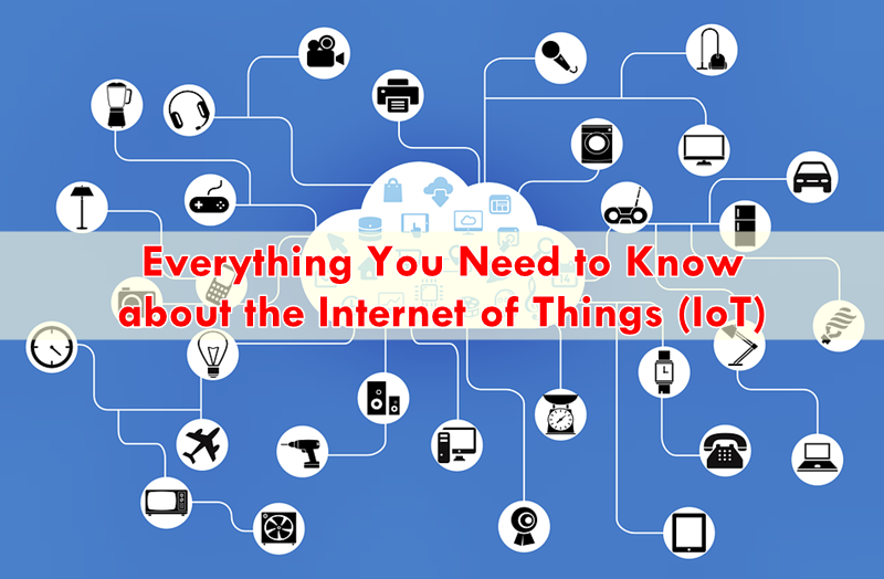 Here's What You Need to Know about the Internet of Things