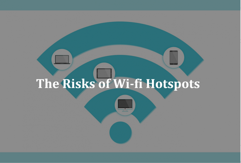 The Risks of Wifi Hotspots