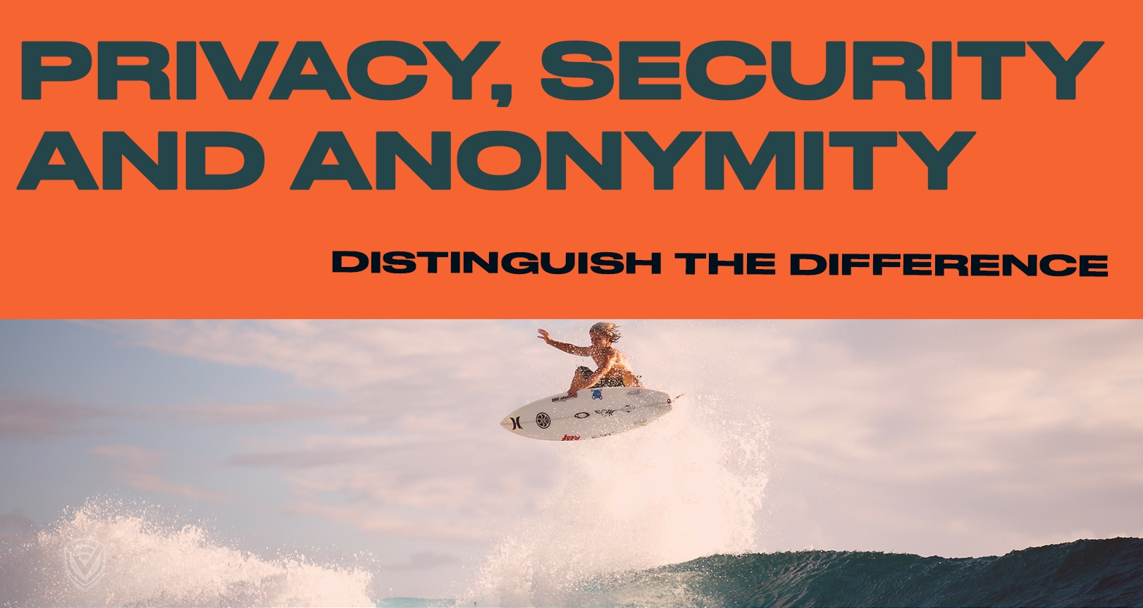 Anonymity, Privacy and Security
