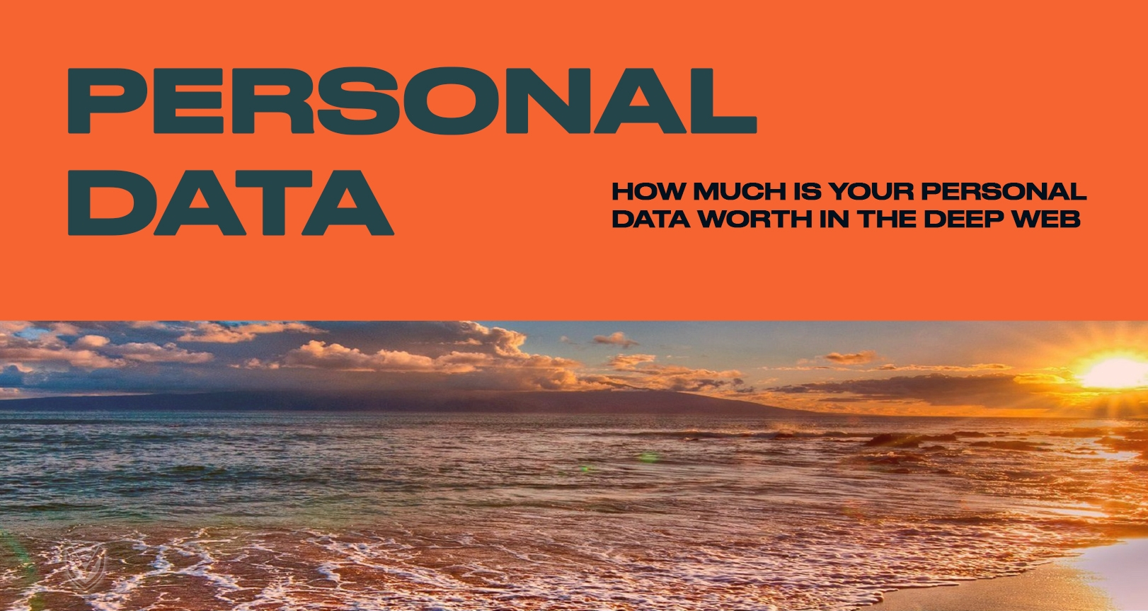 How Expensive is Personal Data