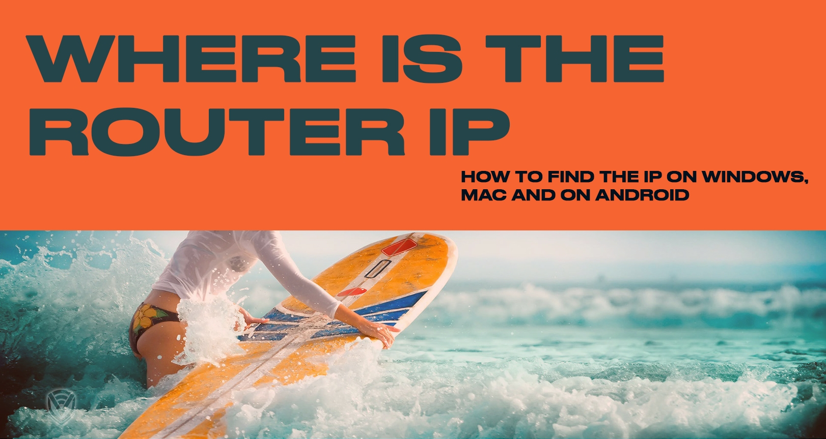 How To Find Your Routers IP Address