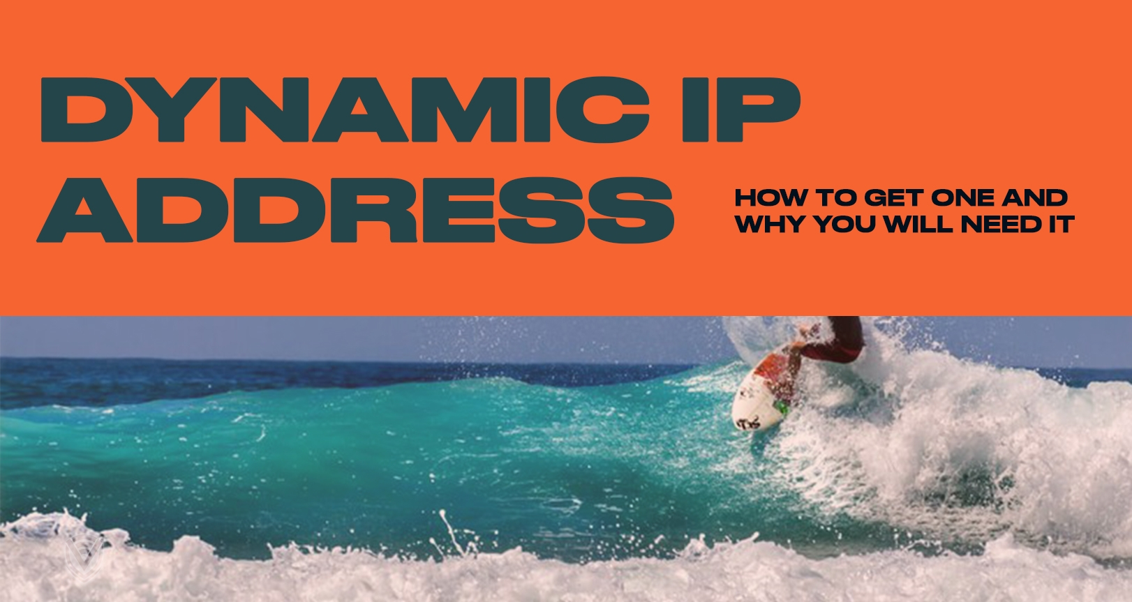 How to get a dynamic IP address, and why you might want one!